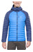 Haglöfs Essens Mimic Hood Men vibrant blue/hurricane blue